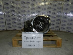 Коробка передач на Lancer 9