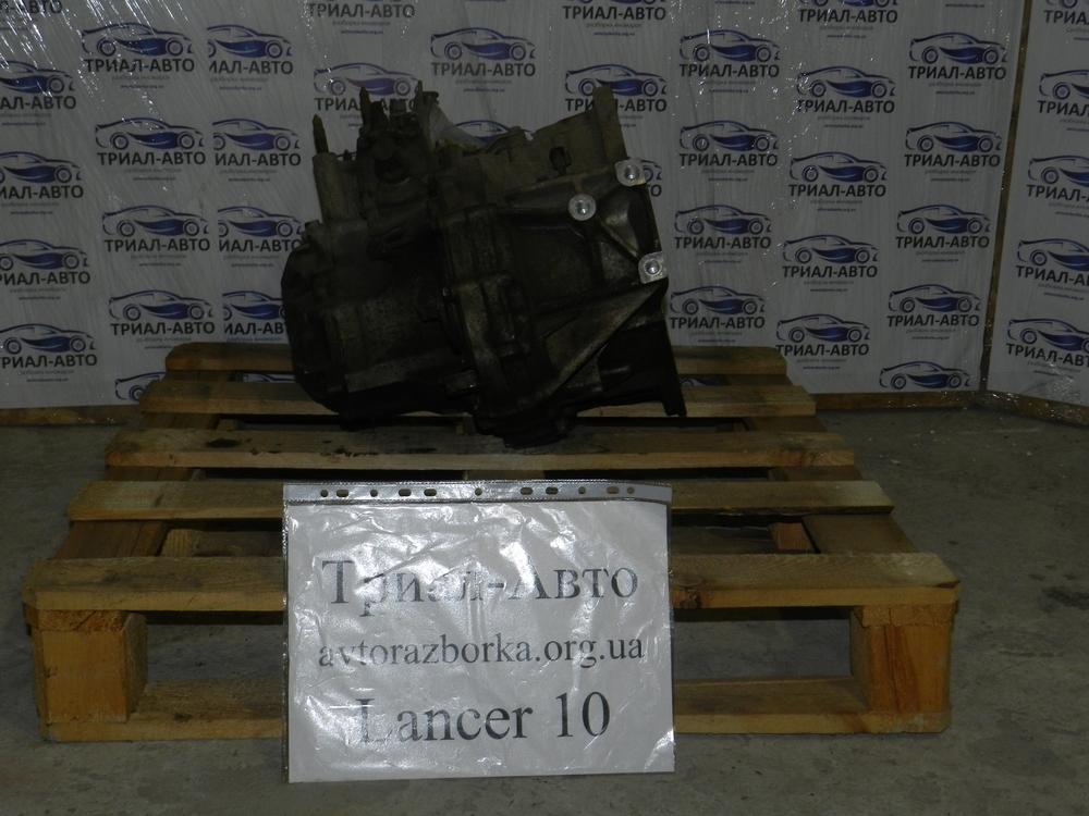 Коробка передач на Lancer 10