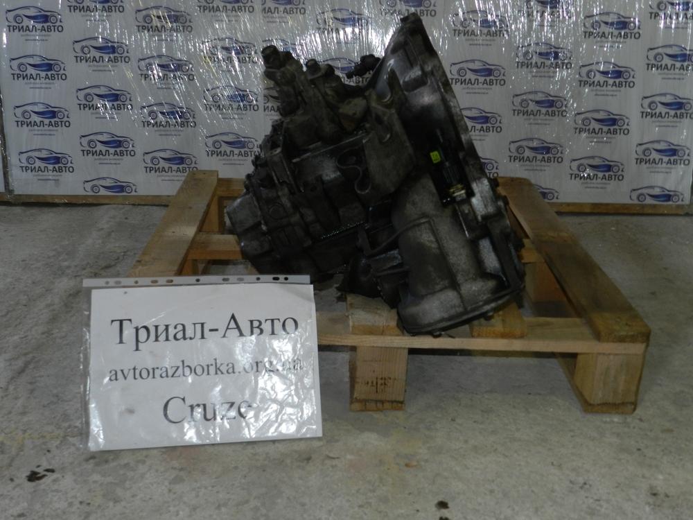 Коробка передач Chevrolet Cruze 1.6