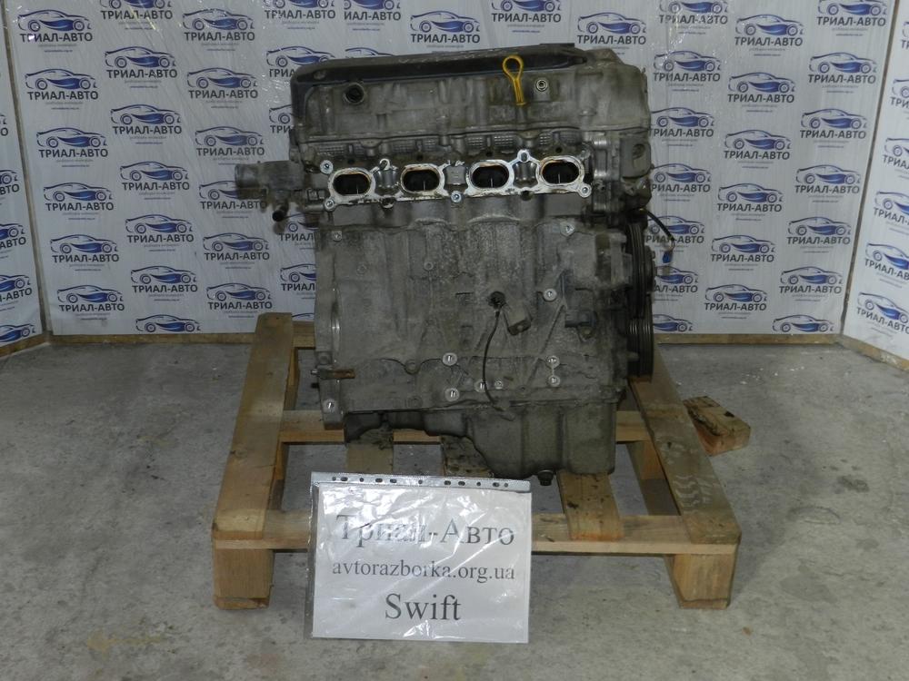 Двигатель на Suzuki Swift