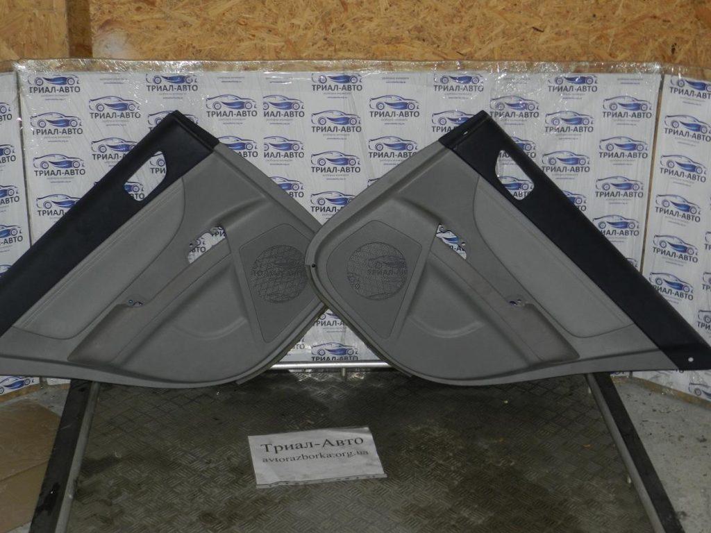 Салон кожаный на Hyundai Sonata NF