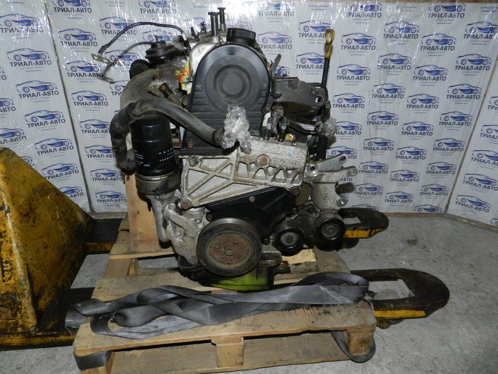 Двигатель на Hyundai Tucson