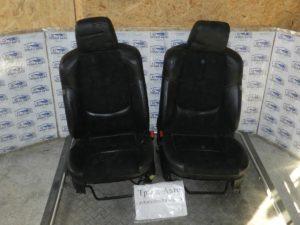 Салон кожаный на Mazda 6 GH