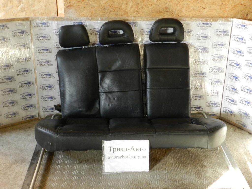 Салон кожаный на Mitsubishi Lancer 9