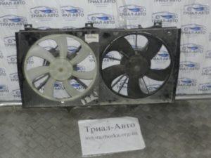 Диффузор на Toyota Camry 40 2006 — 2011