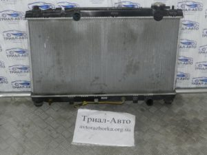 Радиатор основной на Toyota Camry 40 2006 — 2011