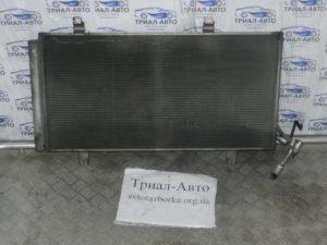 Радиатор кондиционера на Toyota Camry 40 2006 — 2011