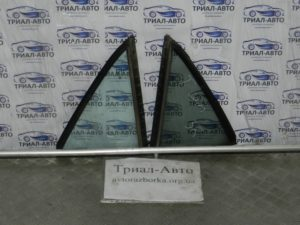 Стекло заднее форточка на Разборка Toyota Camry 2006 — 2011