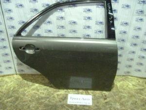 Дверь задняя правая без отверстий на Toyota Camry 40 2006 — 2011