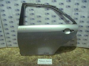 Дверь задняя левая без отверстий на Toyota Camry 40 2006 — 2011
