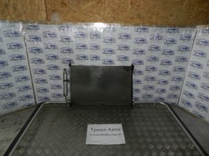 Радиатор кондиционера на X-Trail 2008-2014 г.в.