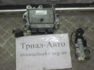 Блок управления двигателем комплект на X-Trail 2008-2014 г.в.
