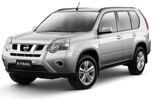 Разборка Nissan X-Trail 2008-2014 г.в.