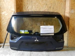 Крышка багажника Outlander XL 2007-2012