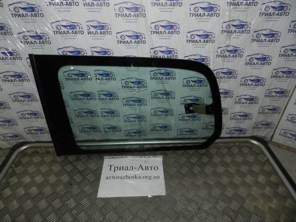 Стекло заднее угловое левое Land Cruiser 100 1998 — 2006