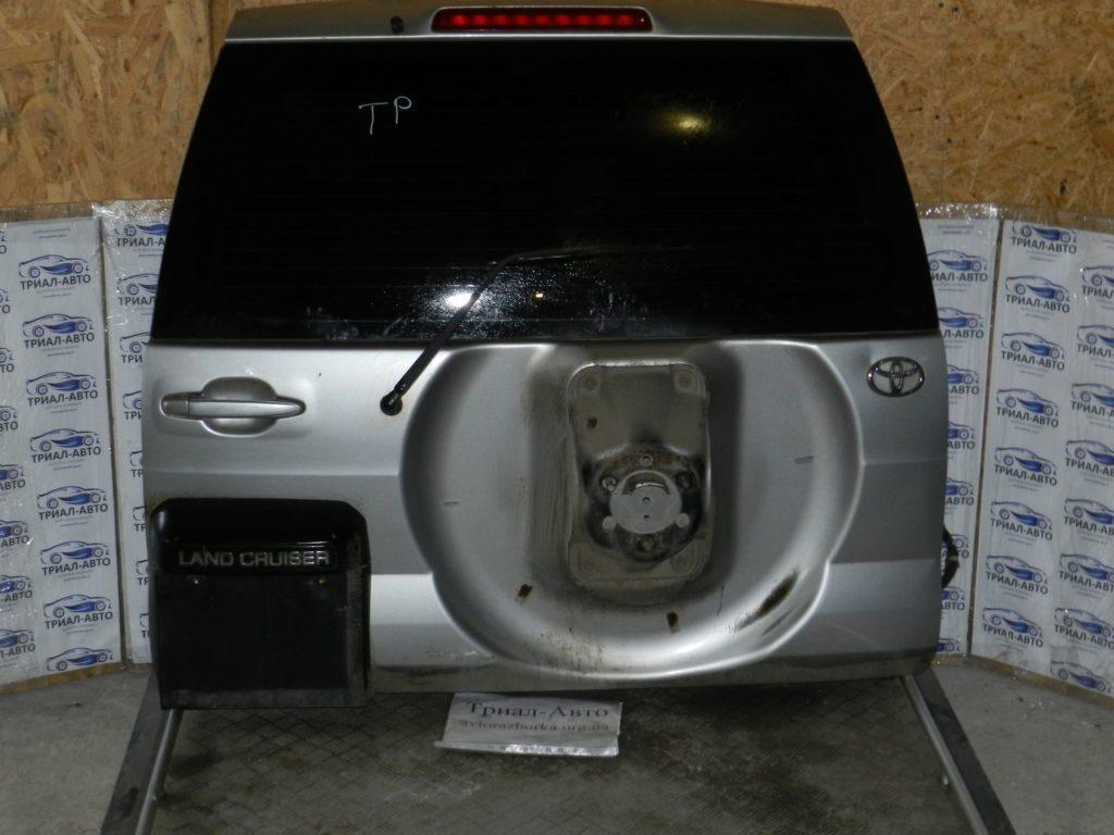 Крышка багажника под запаску PRADO 120 2003 — 2009