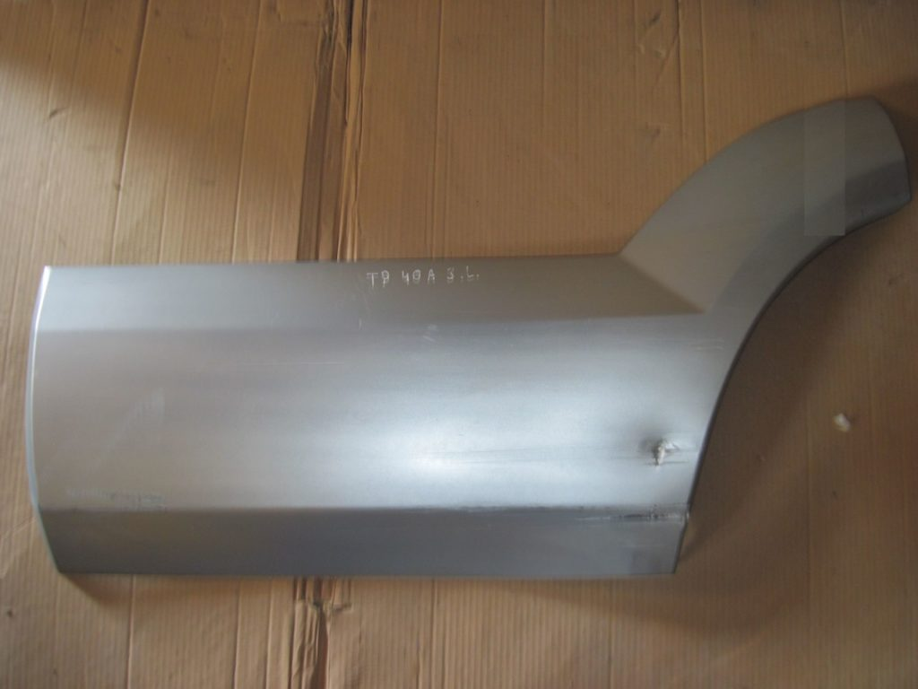 Накладка двери задняя левая PRADO 120 2003 — 2009