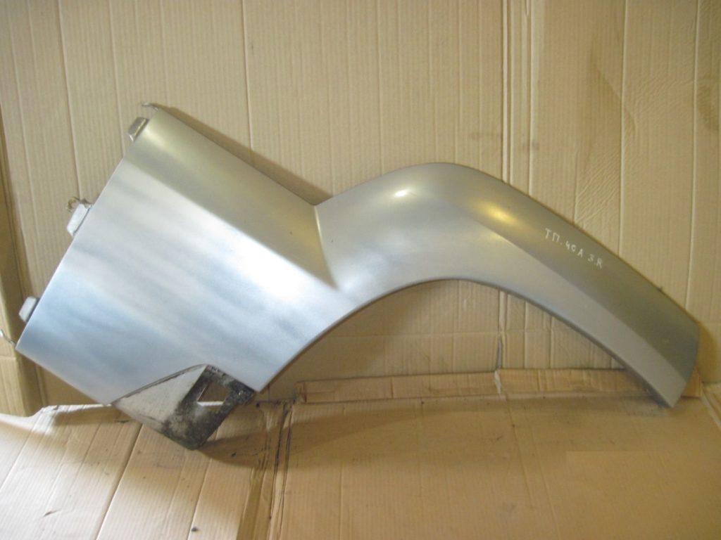 Накладка крыла задняя правая PRADO 120 2003 — 2009