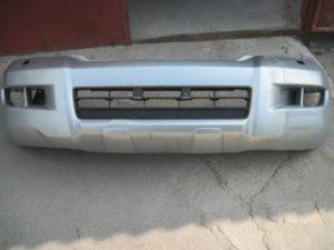 Бампер передний комплект (бампер, усилитель, абсорбер, решетки) PRADO 120 2003 — 2009