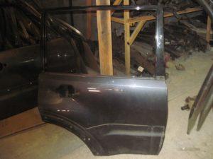 Дверь задняя правая Pajero Wagon 4 2007-2012