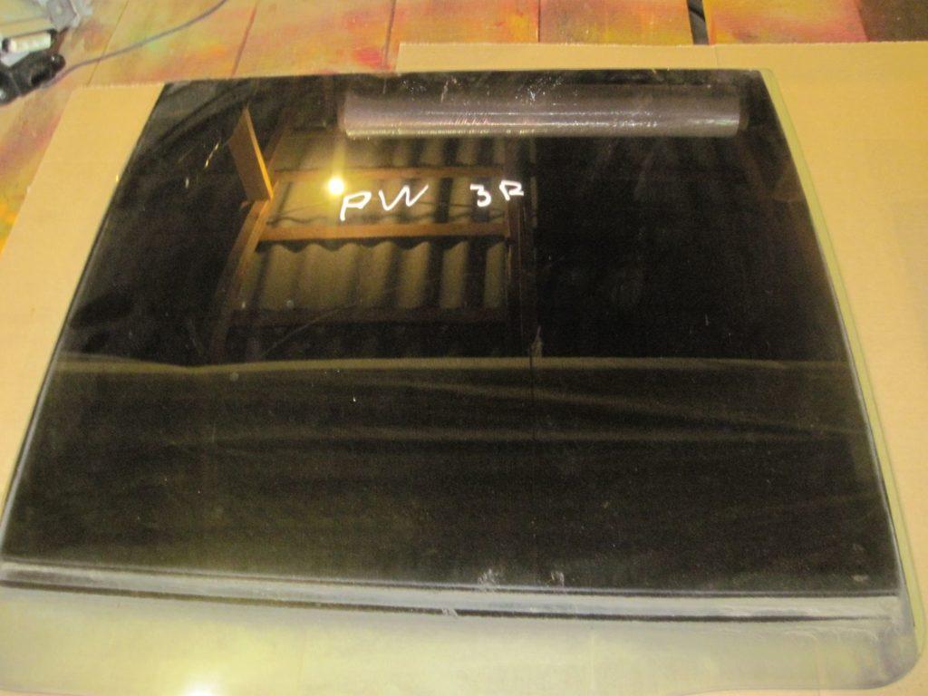 Стекло боковое заднее правое Pajero Wagon 4 2007-2012