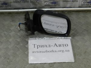 Зеркало правое Qashqai 2007-2013