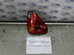 Фонарь левый L200 2006-2012