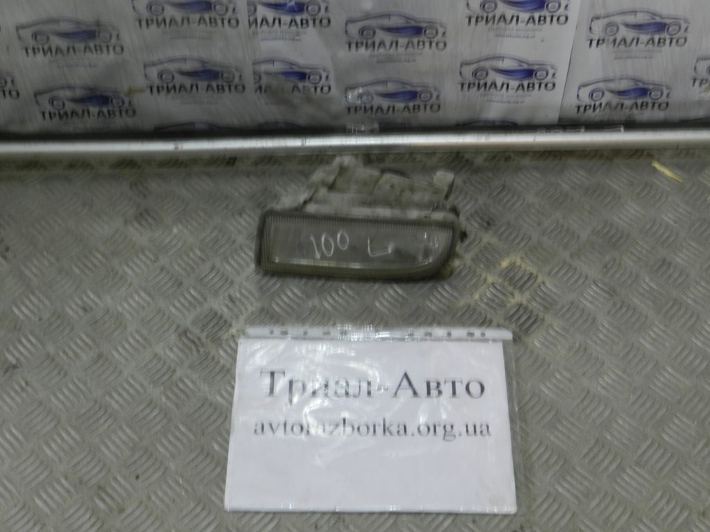 Противотуманка левая Land Cruiser 100 1998 — 2006
