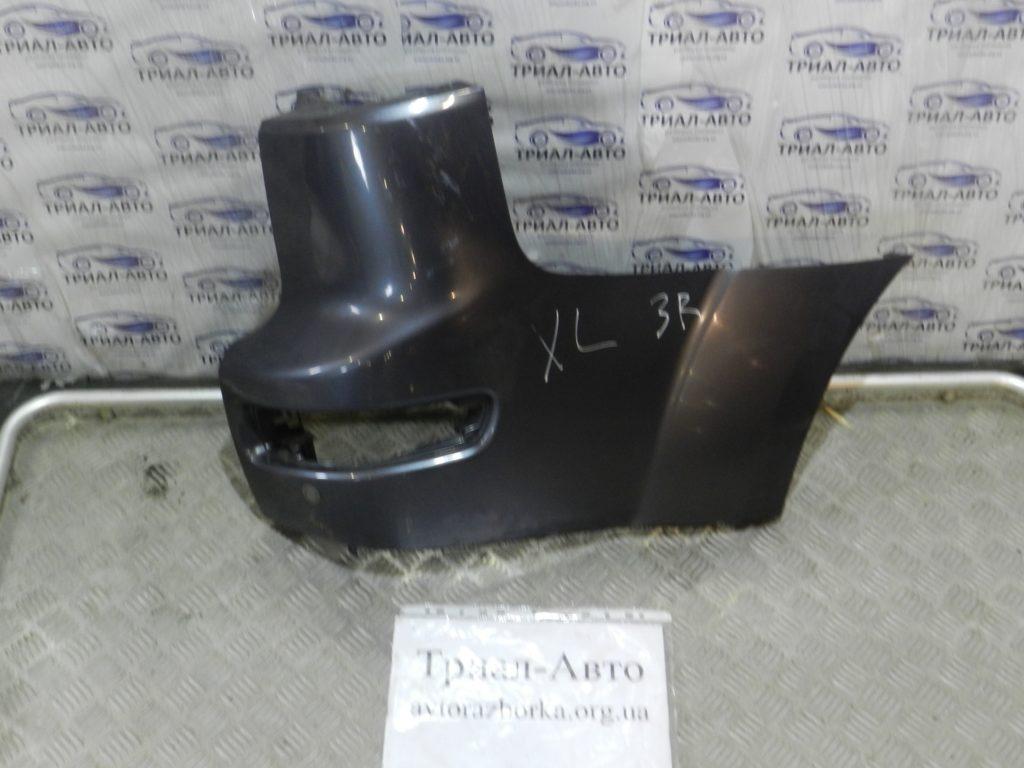 Клык заднего бампера правый Outlander XL 2007-2012