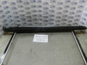 Накладка порога внешняя левая на Outlander XL 2006-2012 г.в.