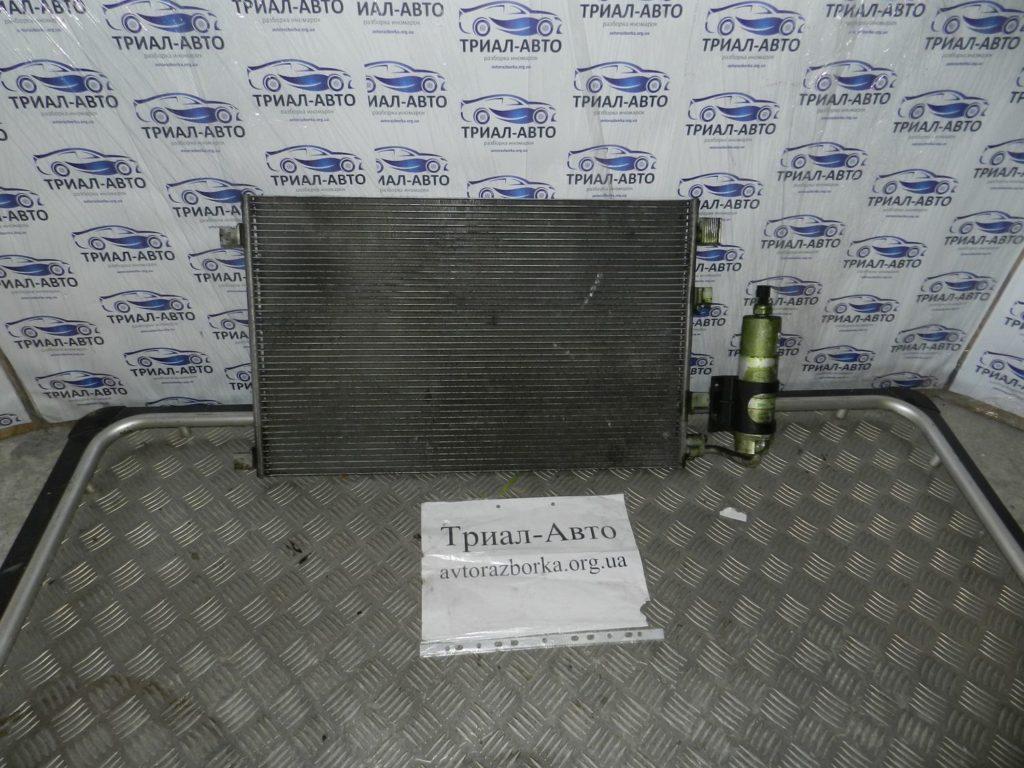 радиатор кондиционера Qashqai 2006-2013