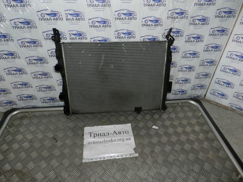 радиатор охлаждения Qashqai 2006-2013