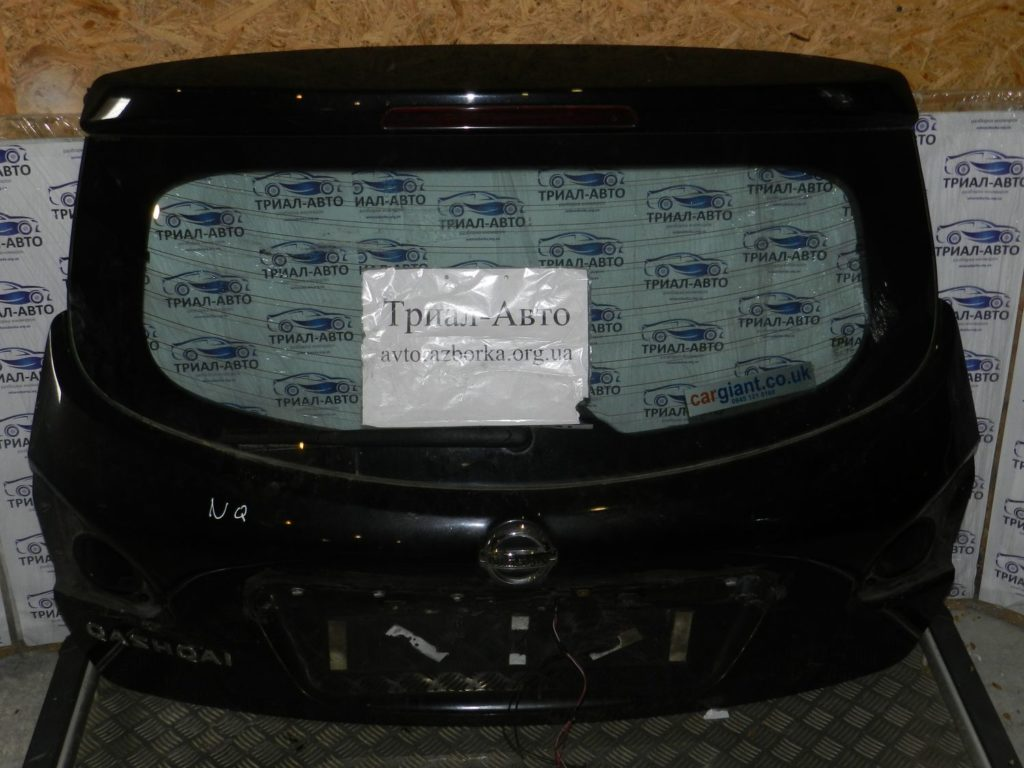 крышка багажника Qashqai 2006-2013