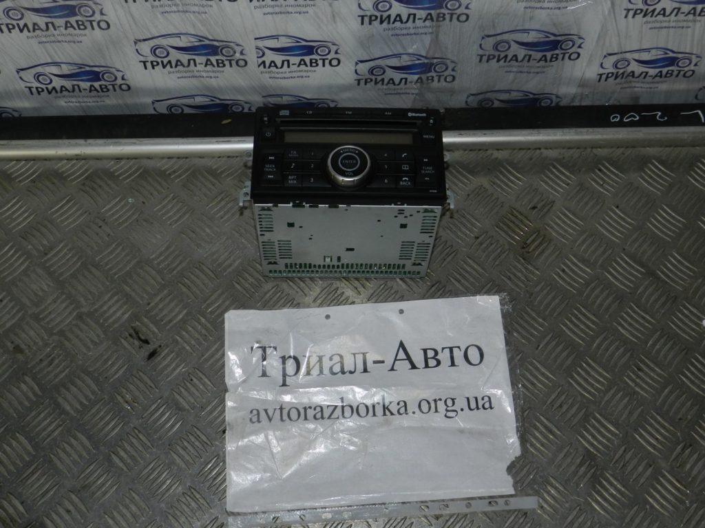 Магнитофон штатный Qashqai 2006-2013