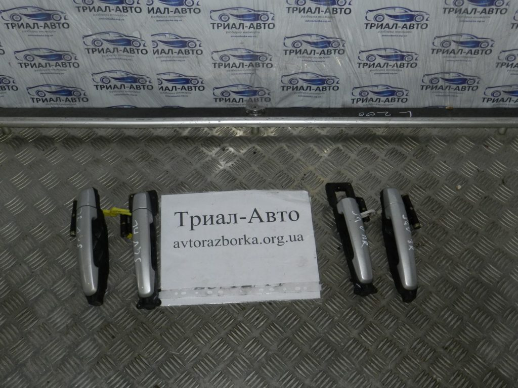 ручка двери внешняя передняя правая. Grand Vitara 06-14 2,0m