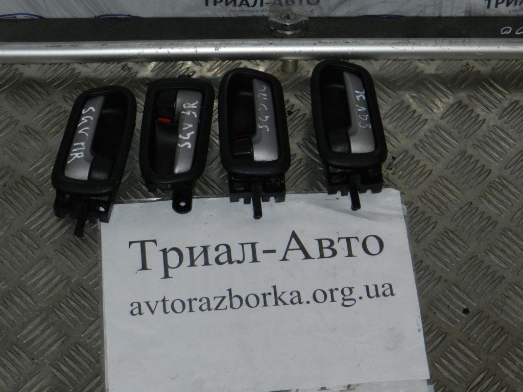 ручка двери внутренняя передняя правая. Grand Vitara 2006-2014 2,0m