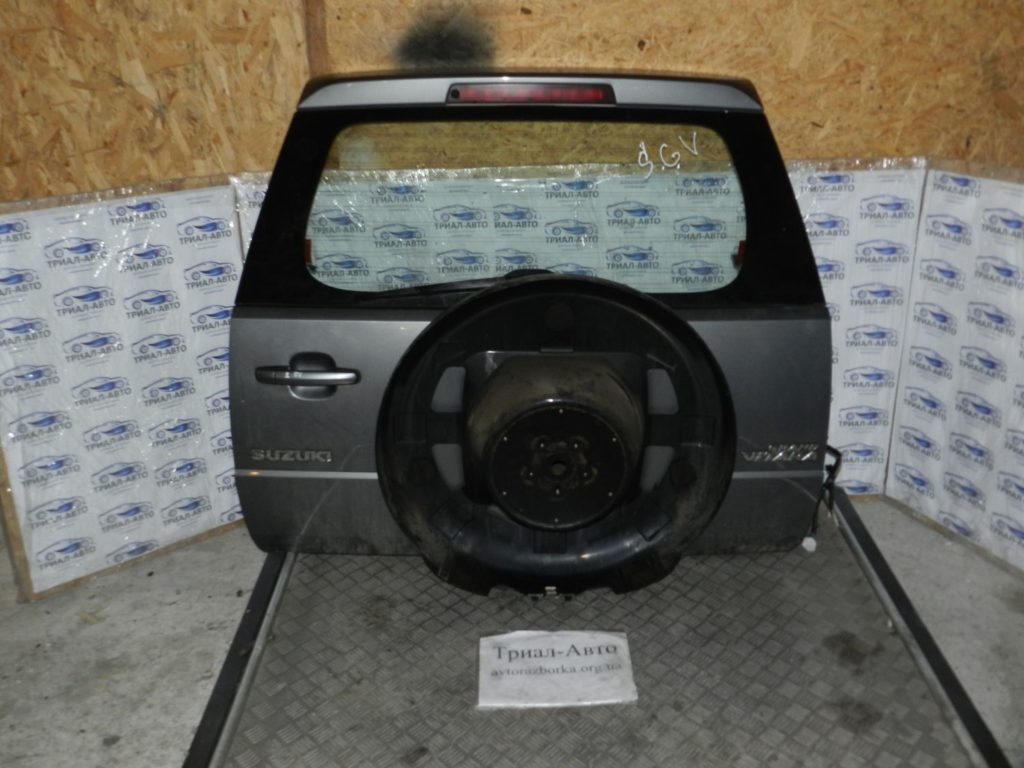 Крышка багажника Grand Vitara 2006-2014 2,0m