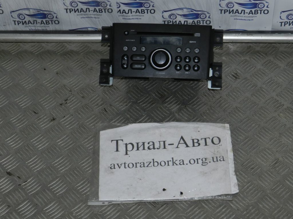 магнитофон штатный Grand Vitara 2006-2014 2,0m