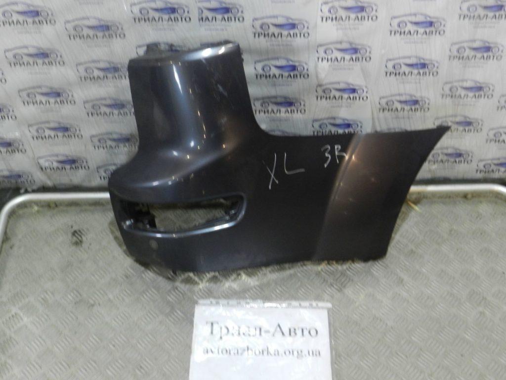 Бампер задний правый клык OutlanderXL 2006-2012