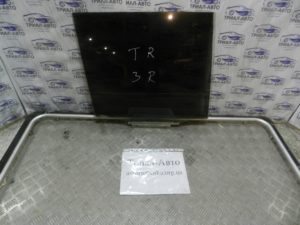 стекло боковое заднее правое Prado 120 2003-2009