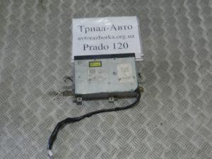 Блок управления навигацией Prado 120 2003-2009