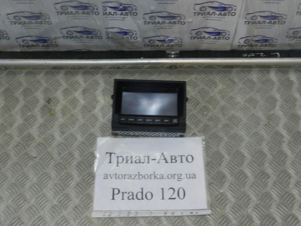 монитор Prado 120 2003-2009