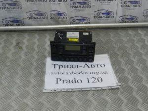 Блок управления кондиционером Prado 120 2003-2009