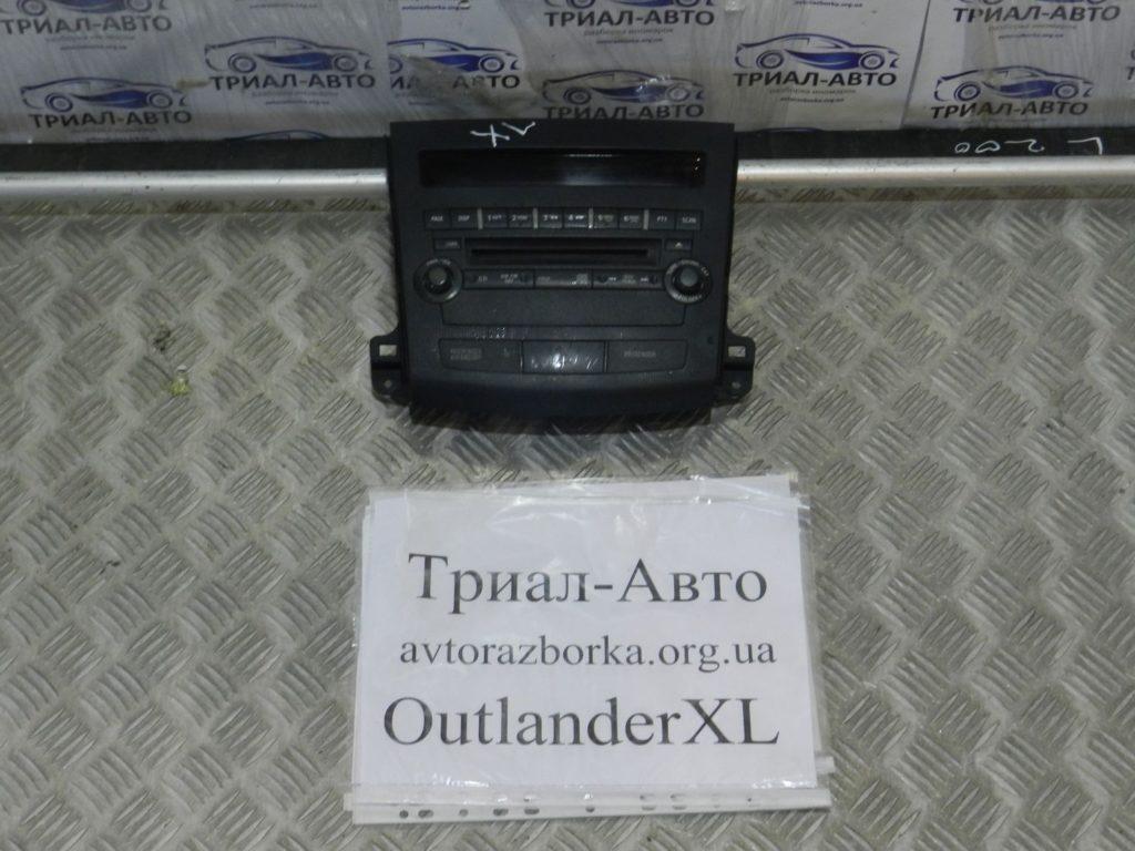 магнитофон OutlanderXL 2006-2012