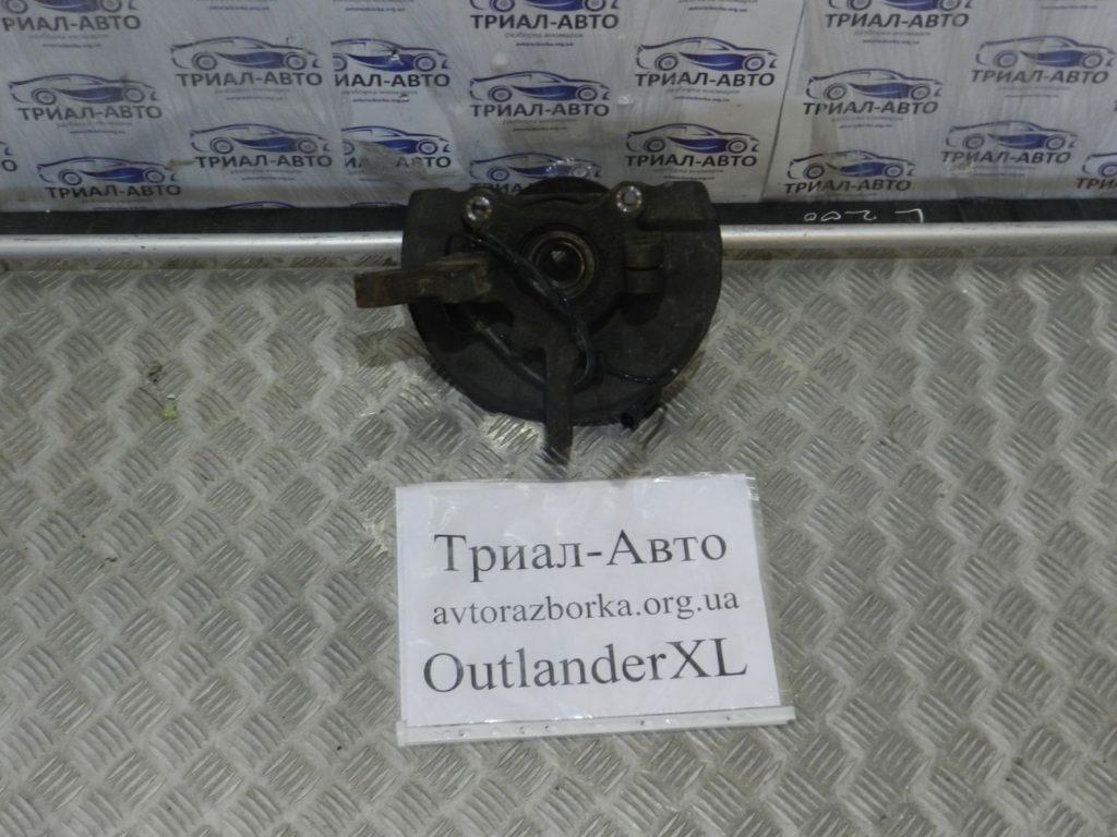 Кулак поворотный правый + ступица OutlanderXL 2,4 2006-2012