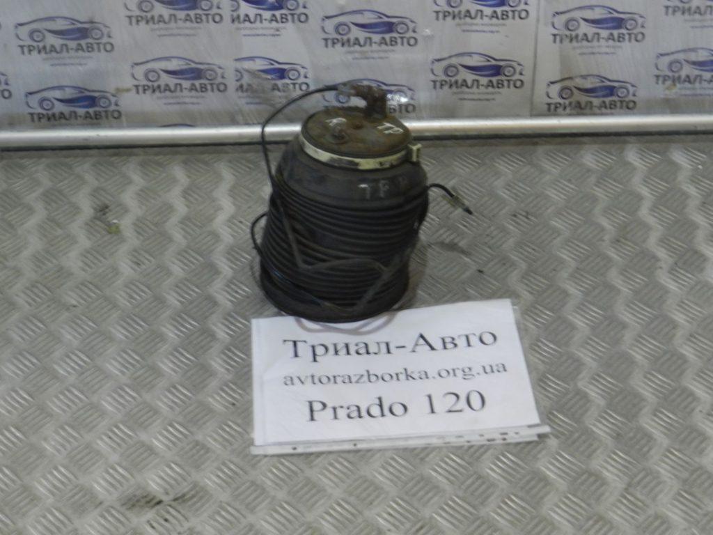 пневмоподушка задняя левая Prado 120 2003-2009