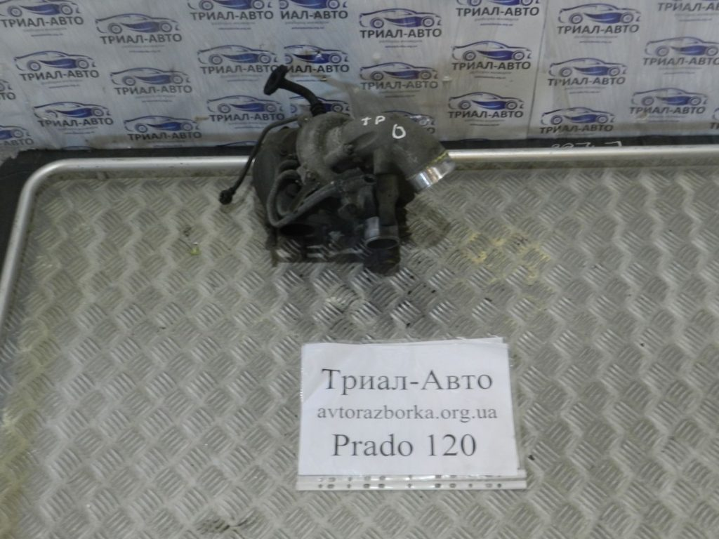 турбина Prado 120 2003-2009 3.0 Disel