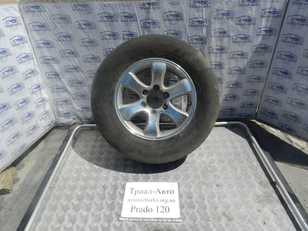 Диск легкосплавный R17 (комплект) Prado 120 2003-2009