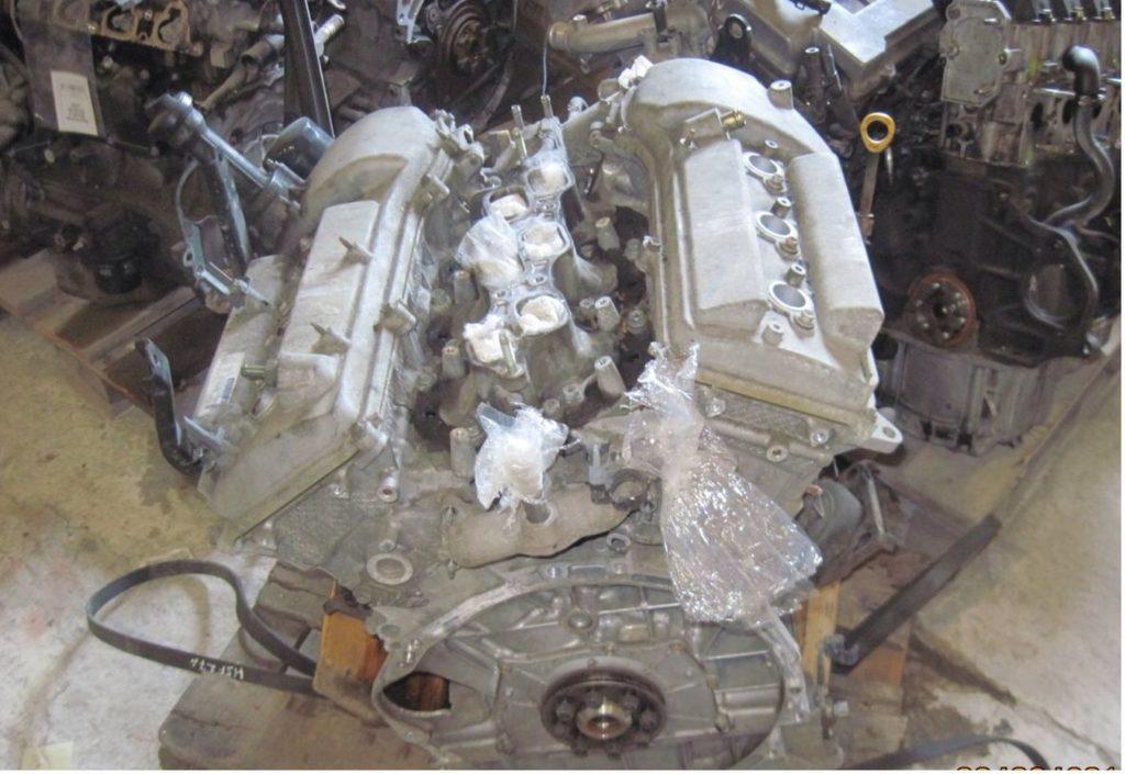Двигатель Prado 120 2003-2009 1GR