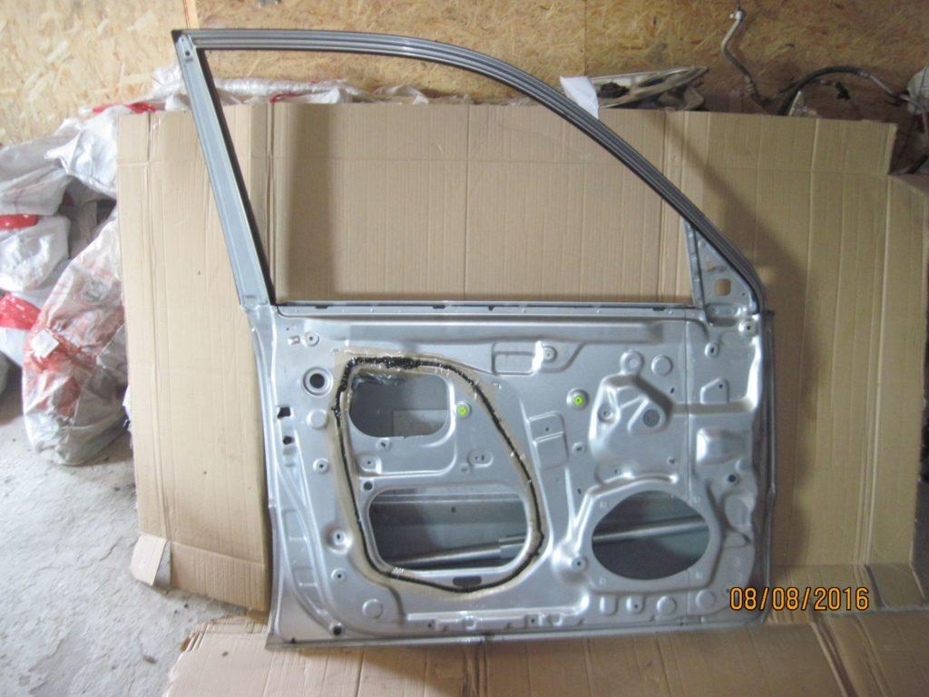 Дверь передняя левая Prado 120 2003-2009